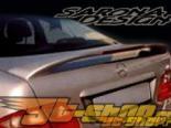 Спойлер на Mercedes CLK 1998-2002