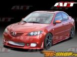 Пороги на Mazda 3 2002-2008 Zen