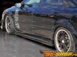 Пороги на Mazda 6 2002-2008 Vascious