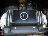 M7 Speed Brushed Aluminum DFIC2 Intercooler System Mini R53 Cooper S 02-06