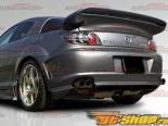 Задний бампер на Mazda RX-8 2003-up ABF