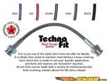 Techna Fit  Сцепление  Lines Mazda Miata 89-92