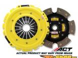 ACT XXG6 - Max Extreme Sprung 6 Pad Disc  Сцепление  Kits 1989-1999 Mitsubishi Eclipse Turbo, 2/4WD, 2900lb, 595 ft.lbs, 82% Pedal Increase