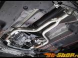 MCR Титан Center Pipe Nissan 370Z 09-14
