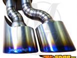 Meisterschaft Титан GT2 Racing насадка на выхлоп Mercedes-Benz SL63 AMG 08-12