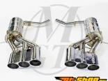 Meisterschaft нержавеющий GT Racing выхлоп 6x83mm Tips Mercedes-Benz E320 | E350 V6 03-09