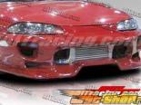 Передний бампер на Mitsubishi Eclipse 1995-1996 VS-Bomb