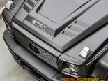 Prior Design Vented капот Mercedes-Benz G-Class W463 91-15