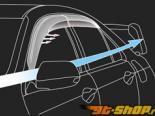 MUGEN Sun Visor|Двери Visor 01 Honda Accord CU1|2 (Euro) 09-13