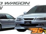 MUGEN Side Step 02 - Brand Painted Honda Accord Wagon CF|CH9 (JDM) 98-02