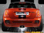 Milltek Выхлоп Twin Oval Tips Set Mini Cooper S MK2 Coupe 1.6L Turbo 06-13