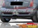 Задняя губа для MINI Cooper 2002-2006 H-Tech
