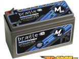 Braille Lithium Ion MiCRO-LiTE 12 Volt Battery | 150 Amp | 6 x 3 x 4 inch | Левый Positive