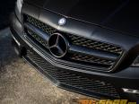 Mode Карбон стандартный Передняя губа Mercedes-Benz CLS63 AMG 11-14