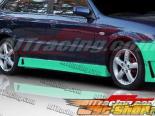 Пороги на Mazda Protege 2001-2003 ZEN