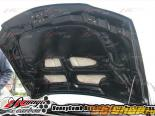 Карбоновый капот для Mazda Protege 2001- 2003 RAIDEN Стиль