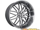 MRR Design Hyper серебристый with Machined Lip GT1 Диски 5x112 19x9.5 35mm