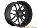MRR Design Matte Чёрный GT7 Диски 20x8.5