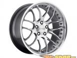 MRR Design Hyper серебристый with Machined Lip GT7 Диски 19x9.5
