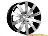 MRR Design Чёрный Diamond Cut HR4 Диски 5x114.3 19x8 35mm