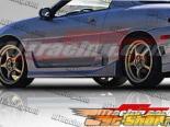 Пороги на Mazda MX-3 1992-1995 BZ
