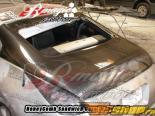 Карбоновый багажник на Nissan 350z 2003-2008 стандартный