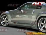 Аэродинамический Обвес для Nissan 350z 2002-2008 Havoc