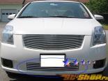 Решётка в бампер для Nissan Sentra 07-08