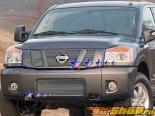 Решётка радиатора на  Nissan Titan 08-09