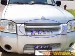 Решётка радиатора на Nissan Frontier01-04