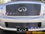 Решётка радиатора на Infiniti QX56 03-07 Billet
