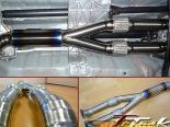 TiTek Титан Mid Pipe Nissan GT-R R35 09-15