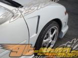 Крылья на Nissan Altima 1998-2001