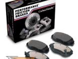 AMS approved Performance Friction PF 01 задний Race Compounds для STI