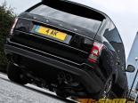 Kahn Design Crosshair выхлоп Tailpipes Land Rover Range Rover Diesel Model 13-14
