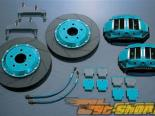 Project Mu Forged Aluminum Суппорта тормозной комплект - Mitsubishi EVO 8 CT9A