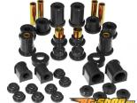 Prothane Чёрный Total комплект with Trans Mount Jeep Wrangler 87-96