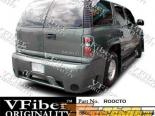 Задний бампер на Chevrolet Tahoe 00-06 Outlaw VFiber