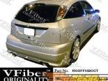 Задний бампер для Ford Focus 00-04 Octane VFiber
