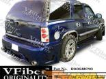 Задний бампер для GMC Yukon 00-06 Outlaw VFiber