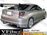 Задний бампер на Toyota Celica 00-05 TSC VFiber