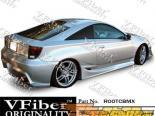 Задний бампер для Toyota Celica 00-05 Blazer VFiber