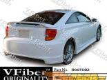 Задний бампер на Toyota Celica 00-05 Blits VFiber