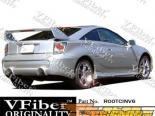 Задний бампер для Toyota Celica 00-05 Invader6 VFiber
