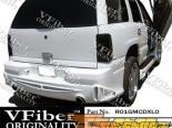 Накладка на задний бампер для GMC Yukon 01-06 Outlaw2 VFiber