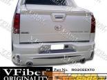 Задний бампер на Cadillac Escalade 02-06 Outlaw VFiber