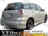 Задний бампер для Toyota Matrix 03-07 EVO5 VFiber