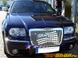 Решётка радиатора на Chrysler 300C 04-08 B-Стиль Symbolic