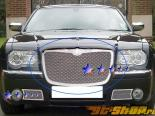 Стальная решётка радиатора для Chrysler 300|300C 2004-2008