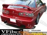 Задний бампер для Acura Integra 90-93 Spyder VFiber